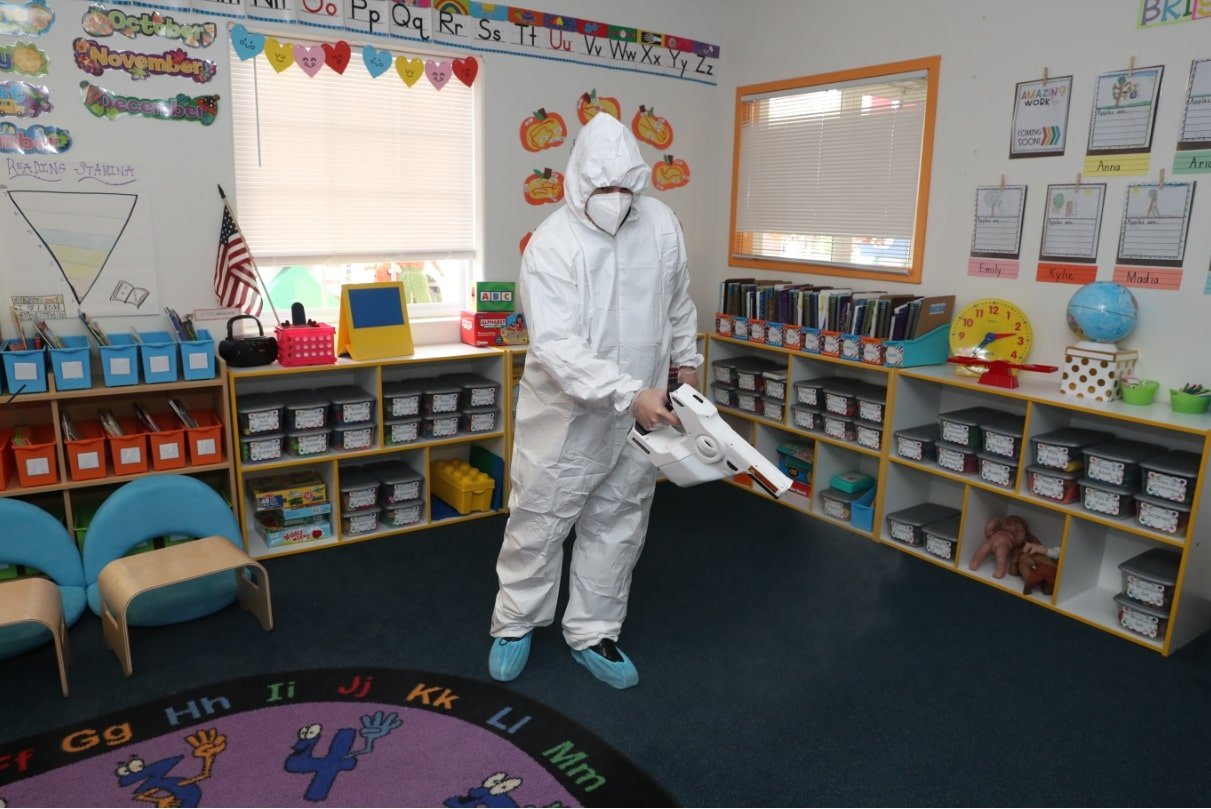 South Jersey Daycare Cleaning Services